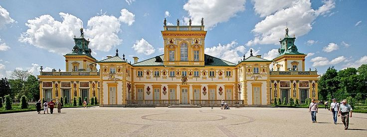 Wilanów Palace | The Polish Versailles | Tourism in Warsaw