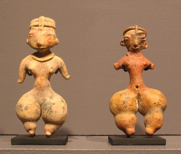 Tlatilco culture figurines - Mexican art - Wikipedia