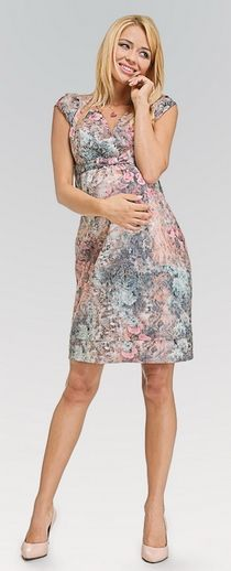 Bellissima flower вечернее платье для беременных