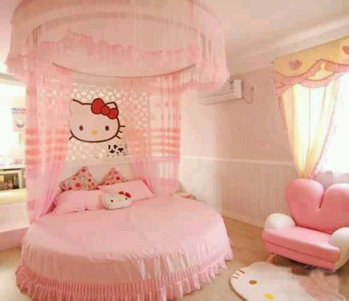 How cute for a little girls room!