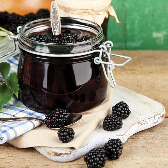 Spiced Blackberry Preserves Recipe - Food and Entertaining - Capper's Farmer