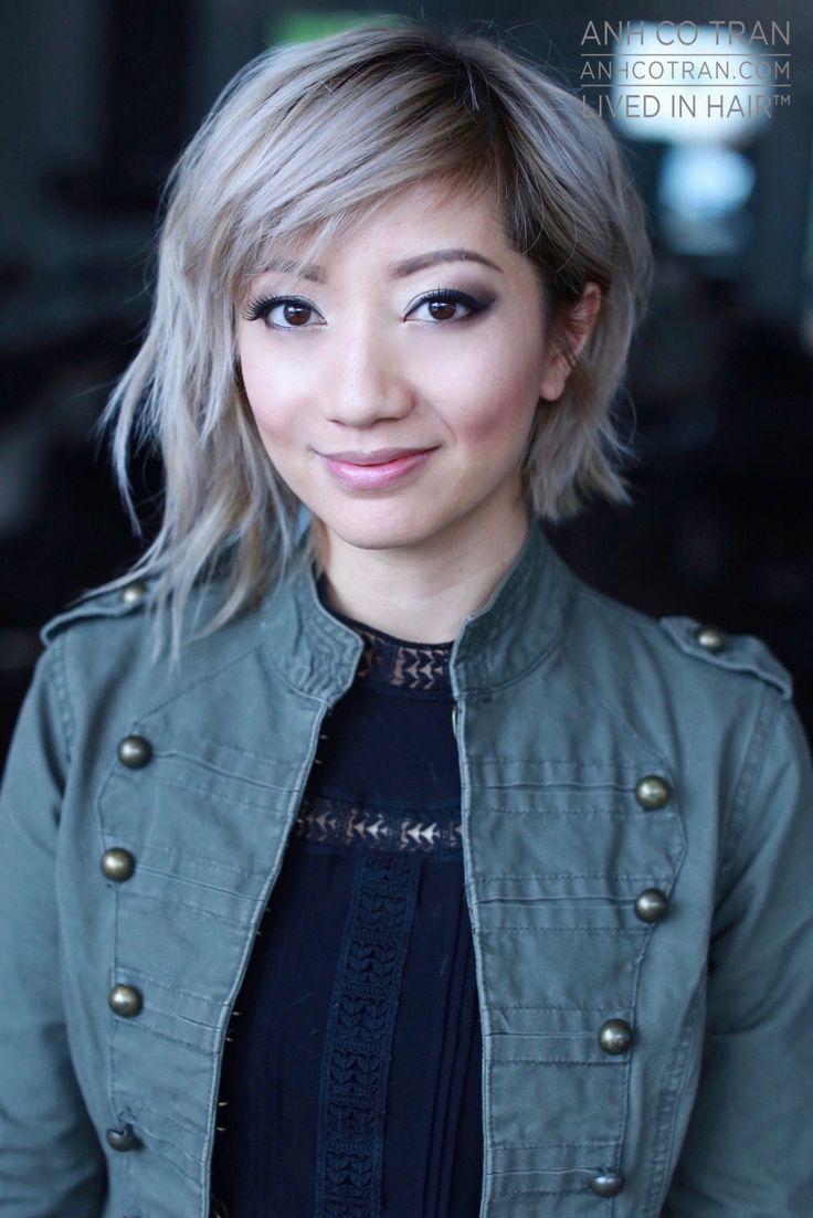 Best 25+ Asymmetrical Hairstyles Ideas On Pinterest