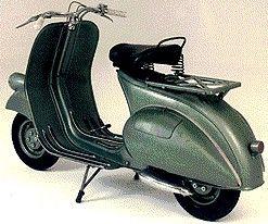 Vespa 1948 125 cc