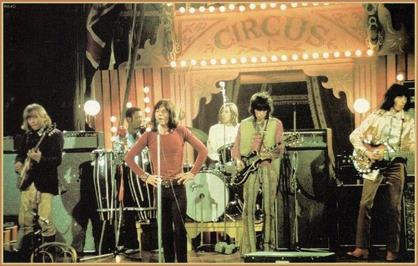 The Rolling Stones - 1968 Rock And Roll Circus