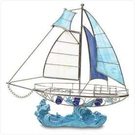 pretty: Ahoy Mateys, Nautical Home, Bathroom Ideas, Stained Glass, Decor Home Decorations Bath