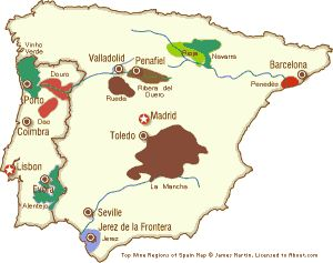 spain-portugal-wine-map