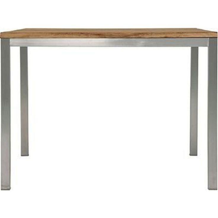 ZEBRA SÜD GARTENTISCH Holz, Metall Silber, Braun Jetzt bestellen unter: https://moebel.ladendirekt.de/garten/gartenmoebel/gartentische/?uid=d3b8f61c-0322-5773-bc63-a0b602d5f9ee&utm_source=pinterest&utm_medium=pin&utm_campaign=boards #garten #gartenmoebel #gartentische