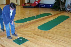 Big Moss Augusta EX Pro Robo Putting Green System