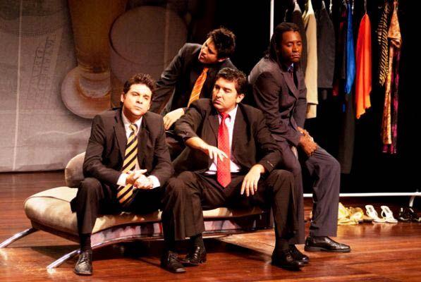 Por que os Homens Mentem no Teatro Liceu