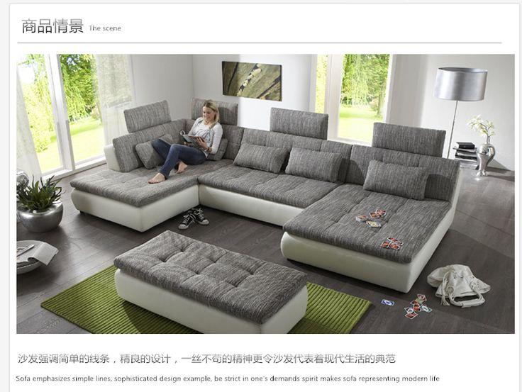 Deep sofa