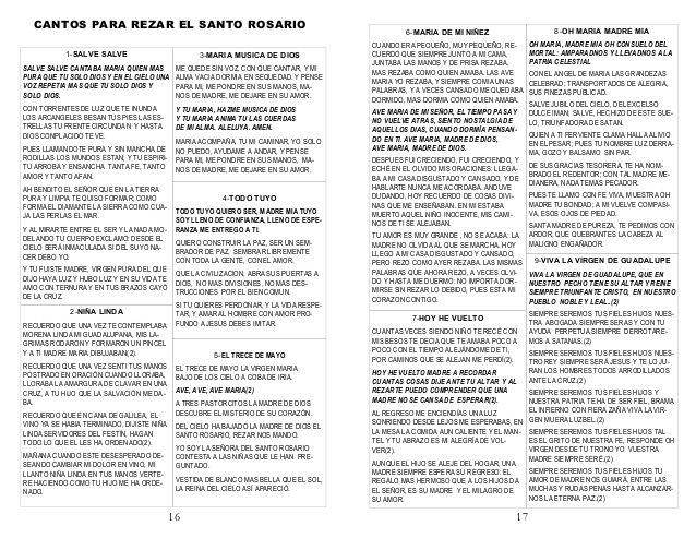 oraciones del rosario completo pdf