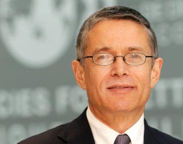 Peter Jarrett, szef działu Europy Środkowej w OECD