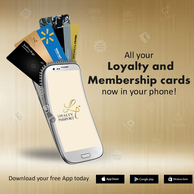 Presenting here is a new smart mobile utility app that manages all your #LoyaltyMembershipPrograms at your fingertips on your phone – #LoyaltyPassport  Install here: www.loyaltypassport.com
