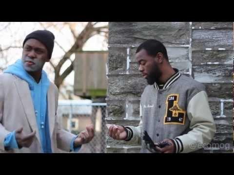 Akrack Rocky - Shoot & Tie (Justin Timberlake Suit & Tie Parody)