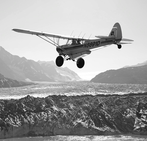 I want to get my private pilots licence and fly small aeroplanes in Alaska.