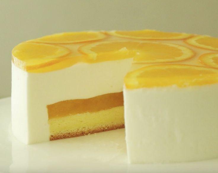 Japanilainen+appelsiinikakku,+jota+ei+tarvitse+paistaa+–+katso+resepti+ja+kuola+alkaa+valumaan
