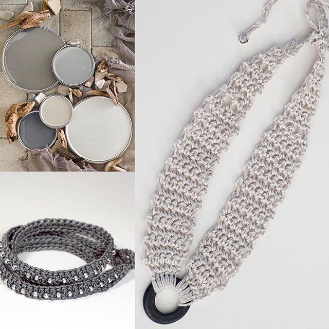 Il gioiello tessile: la mia prima vera passione che a volte ritorna. (Textile…