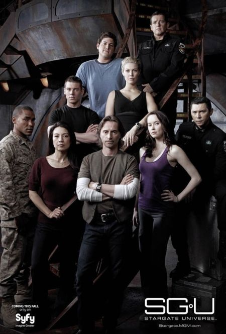 'Stargate Universe' - my pick of the Stargate franchise
