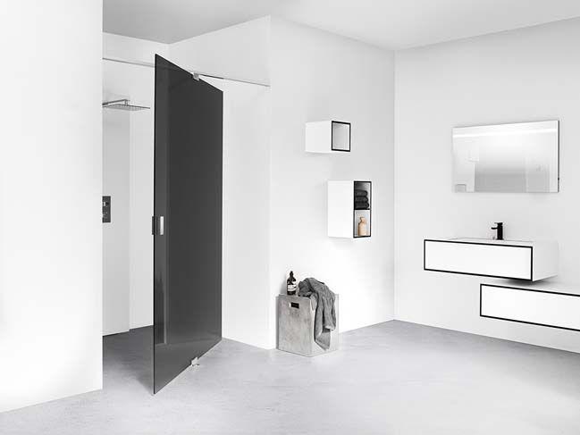 EPIC: Modern and minimalist bathroom design by INR