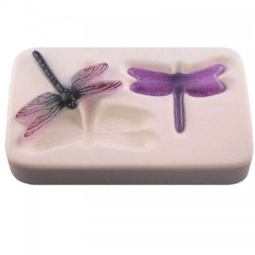 Small Dragonfly Mould with Slumper