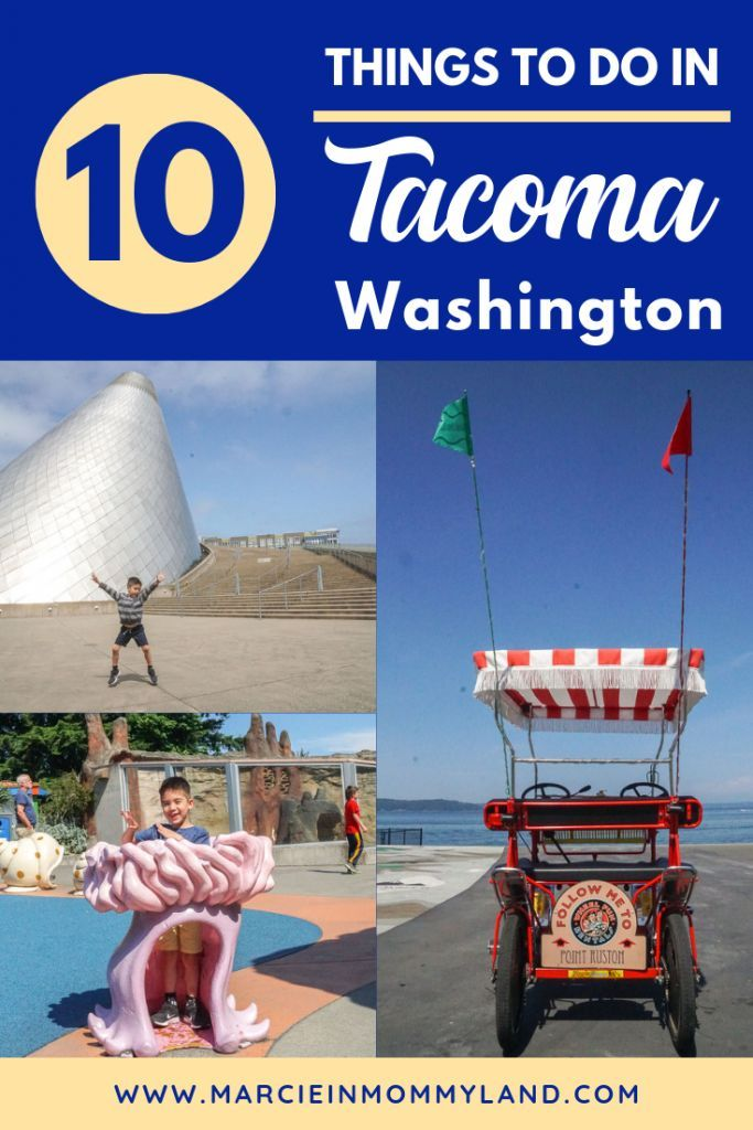 Top 10 Fun Things to Do with Kids in Tacoma, WA | Female