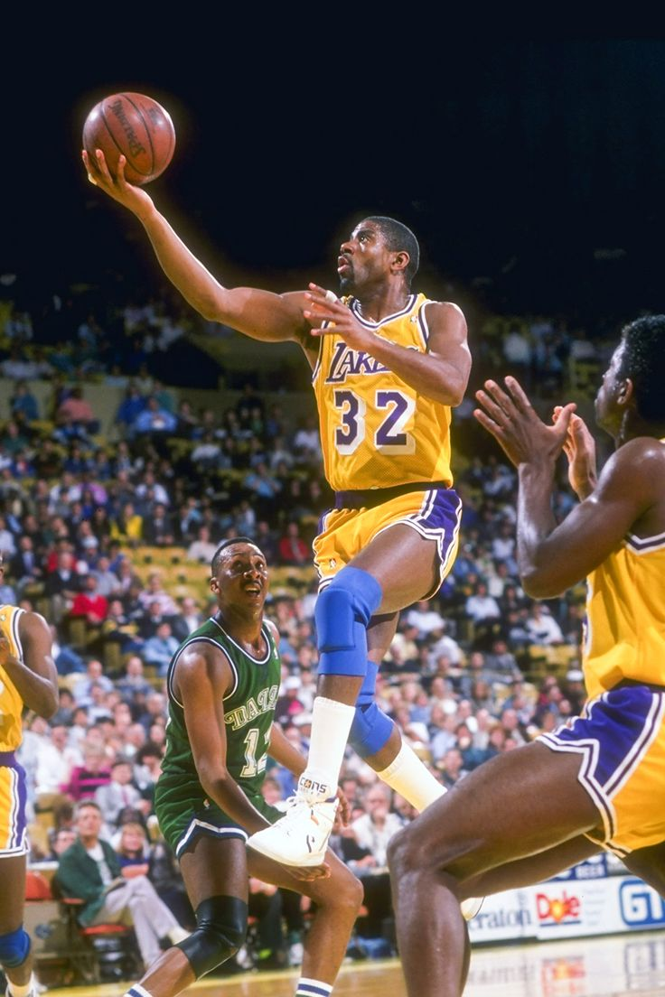 Magic Johnson : All-time Los Angeles Lakers