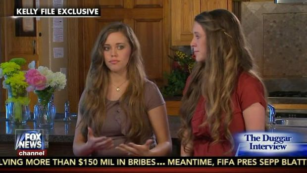 "Duggar sisters Jessa and Jill speak out: ""We're victims"" - CBS News"