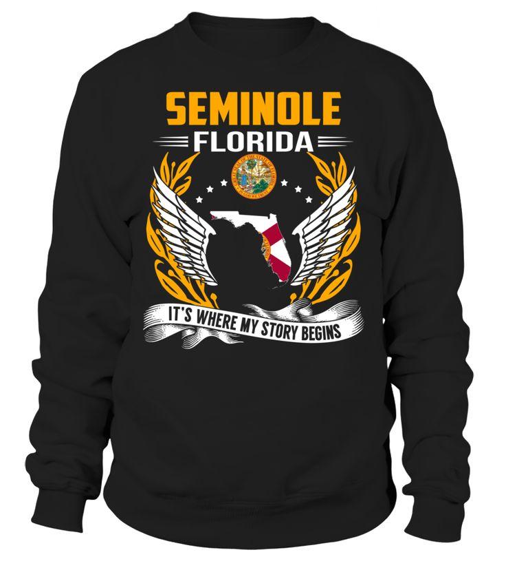 Seminole, Florida - It's Where My Story Begins #Seminole