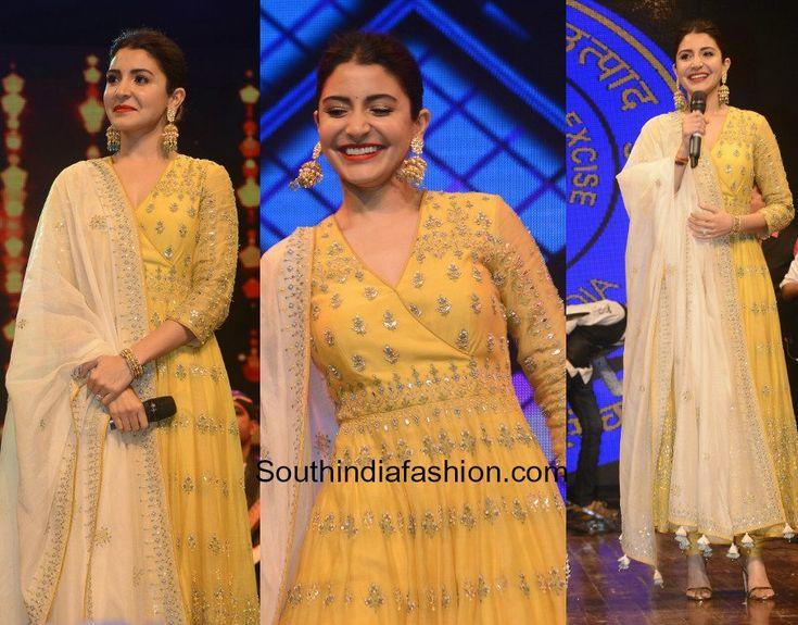 Anushka Sharma in Anita Dongre
