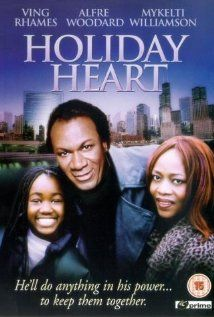 Holiday Heart (TV Movie 2000) At Christmas, a drag queen (Ving Rhames) takes in a drug addict and her daughter and helps raise the daughter.