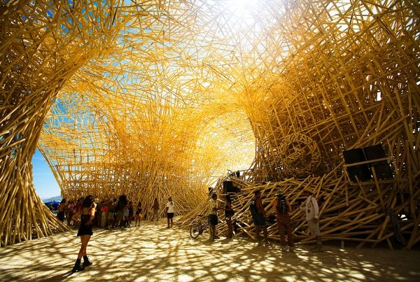 13 of the coolest art installations in the history of Burning Man   Matador Network