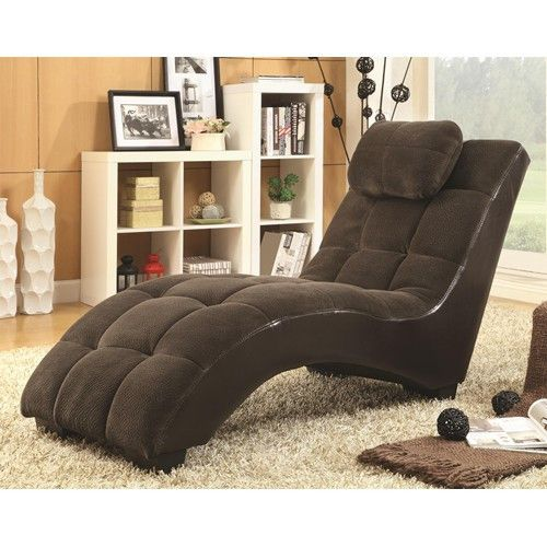 Chaise Lounger Headrest Pillow Furniture Lounge Sectional Sofa