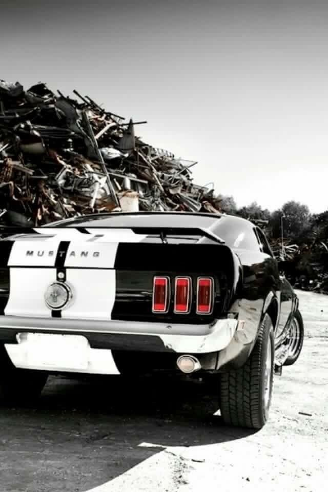 Ford Mustang Fastback 1969 Re Pin Brought To You By