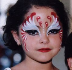 Maquillage enfant- Petit papillon