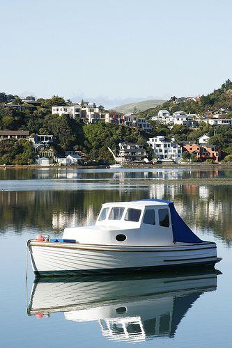 Peaceful Pauatahanui, adjoining the Porirua Harbour, just north of Wellington, NZ