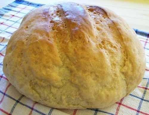 Házi kenyér recept sütőben