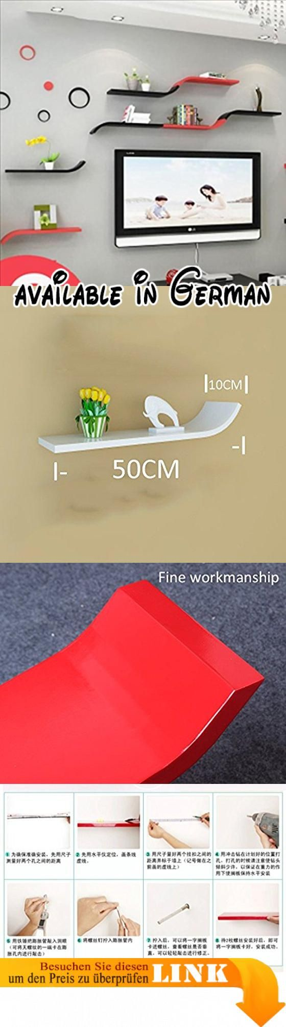 Modernes Design Schwimmende Bildanzeige Leiste Wandhalterung Regal. Einfach  Zu Montieren, Größe Wie Abgebildet, Bitte Wählen Sie Ihre Lieblingsfarbe.
