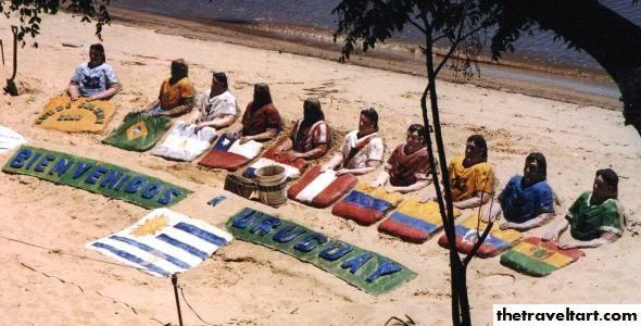 Colonia del Sacramento Uruguay Beach | The Travel Tart Blog