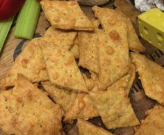 Rezept Käse Cracker von Possum - Rezept der Kategorie Backen herzhaft
