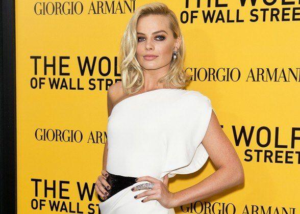 Margot Robbie: The fashion world's new girl crush