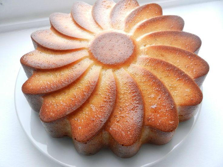 Gâteau au lait concentré amandes et rhum