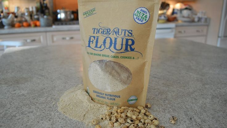 So versatile & absolutely delicious - check out #Organic #TigerNuts #Flour ! #review #nutfree #glutenfree #baking #weightloss #chufa   Available from Tiger Nuts: http://TigerNutsUSA.com   * Get more at #CookingWithKimberly - http://cookingwithkimberly.com #cwk