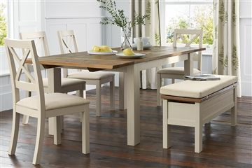 Hartford® Painted 6-8 Seater Extending Dining Table
