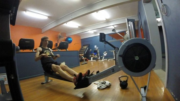 Adding variety with the rower