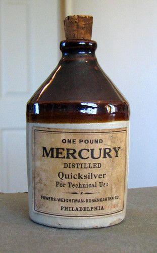 distilled quicksilver
