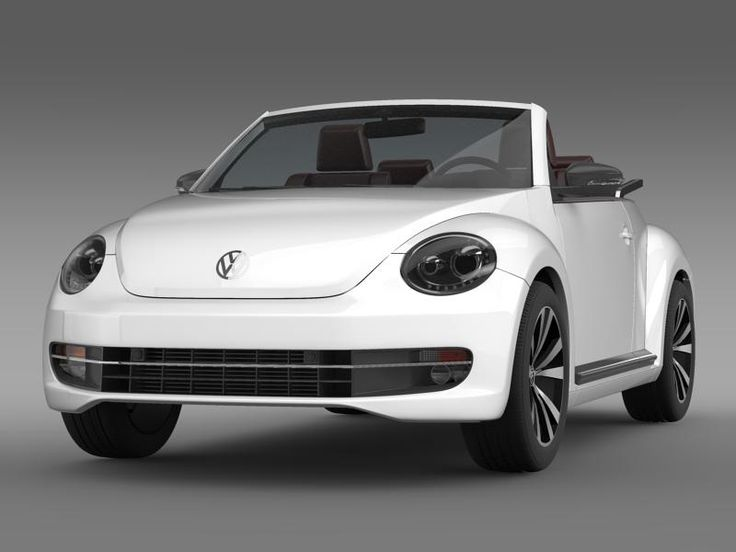 VW Beetle Cabrio sport 3D Model- Let me represent you high poly 3d model of VW Beetle Cabrio sport (The Volkswagen Beetle is a compact car manufactured and marketed by Volkswagen.) with high detail.    The model is created in real size. This model is created in Autodesc Maya 2012, visualization (rendering) - Mental Ray. If necessary, the product is easy to change or modify.  Autodesc Maya mb file contains all the Mental Ray materials and render setup.  Other format without Mental Ray…