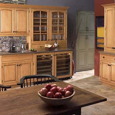 129 best kitchen ideas images on pinterest dream for Cabinets for less