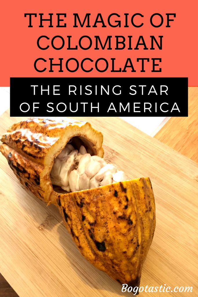 In the past five years, a growing number of local brands have won international chocolate prizes for their excellent flavors. And as quality cocoa production in neighboring countries such as Ecuador and Venezuela is starting to decline, Colombians have high hopes for the future of Colombian cocoa.