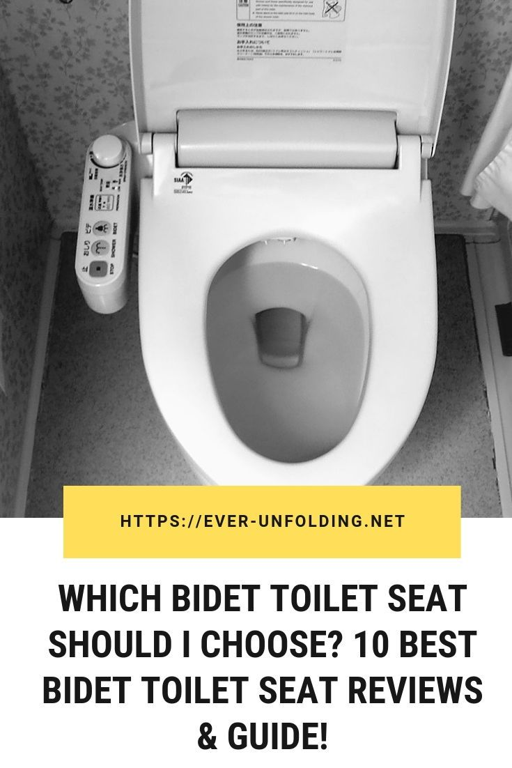 Best Bidet Toilet Seat Reviews For 2020 Toilet Bidet Toilet