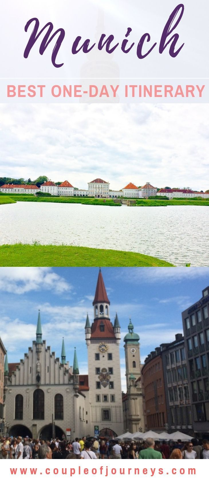 Munchen Reiseverlauf Erkunden Sie Munchen An Einem Tag Germany Austria Switzerland Travel Einem Er Europa Reisen Reisen Deutschland Europa Reiseziele